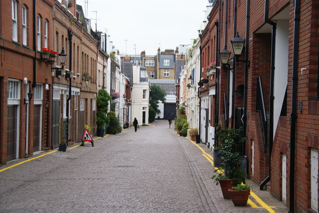 Adam and Eve Mews
