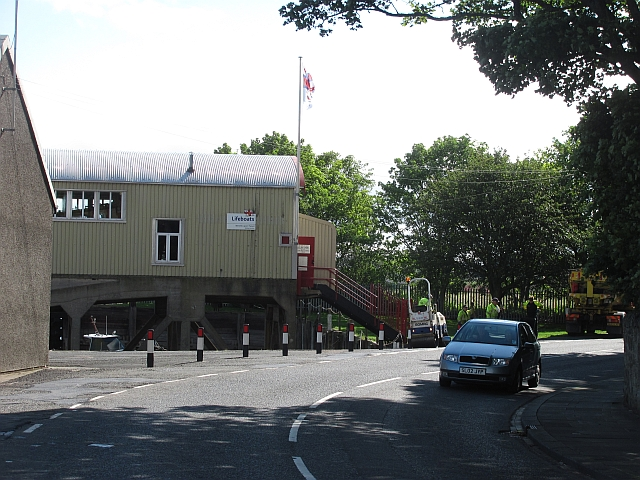 Lifeboat station, Spittal