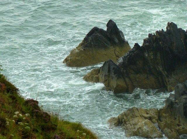 Rocks at Finlock