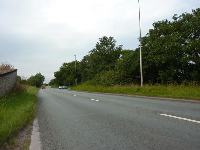 Booth Lane, Elworth