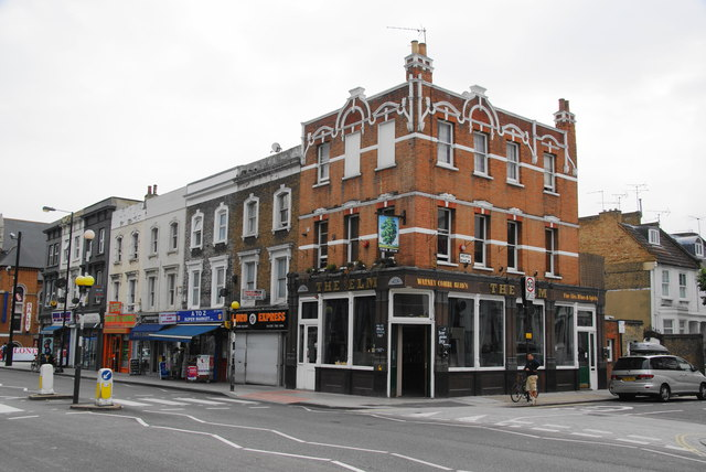 The Elm, North End Road