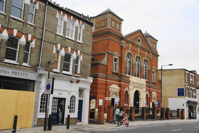Fulham Baptist Church