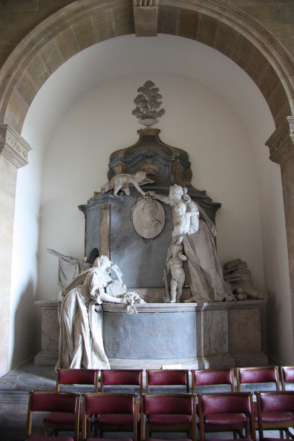 Monument to the 2nd Duke of Montagu