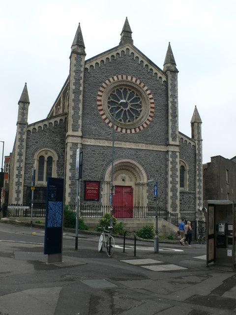 City Road Baptist Church, Stokes Croft