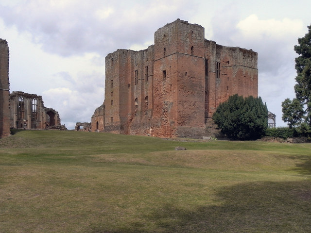 Kenilworth Castle Keep