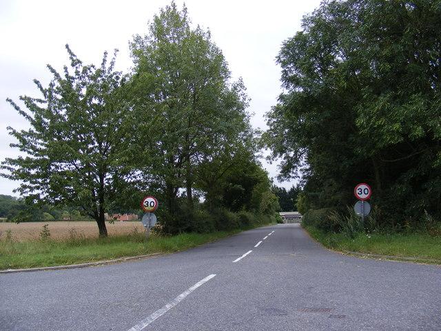 Drabbs Lane