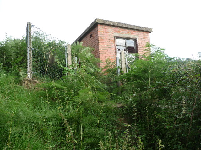 Old waterworks building