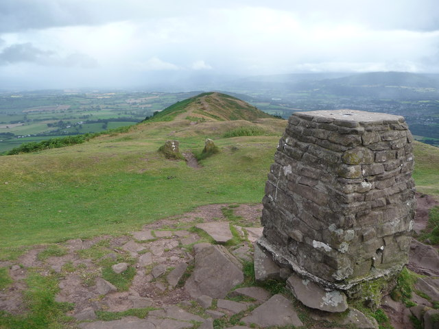 Summit of the Holy Mountain, Ysgyryd Fawr