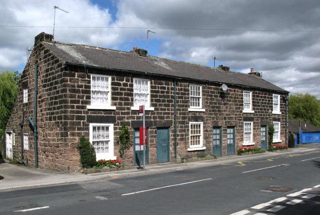 Terrace Cottages, Bilton