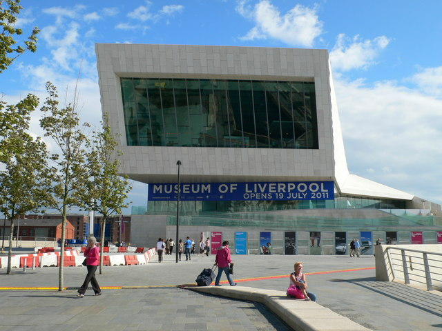 Newly opened Museum of Liverpool