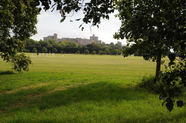 Home Park and Windsor Castle