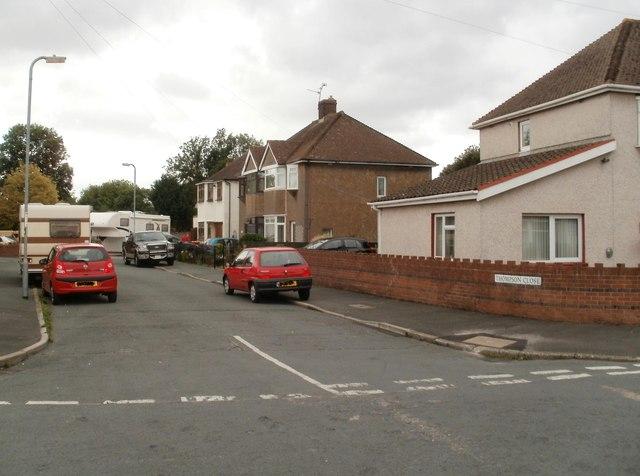 Thompson Close, Newport