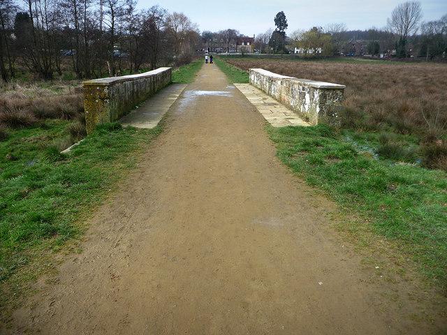 Path to Midhurst