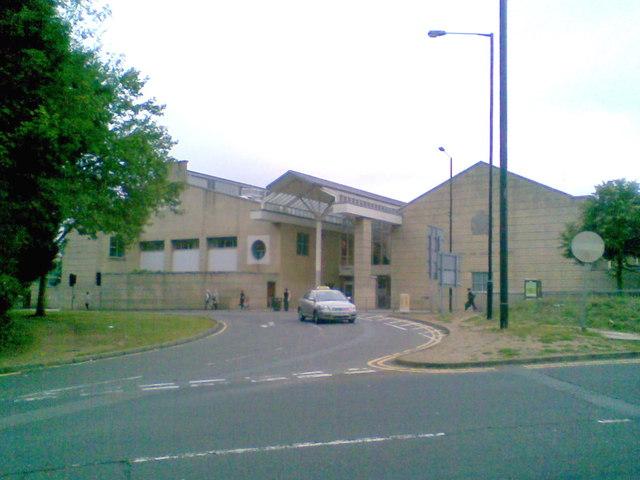 Northampton Combined Court