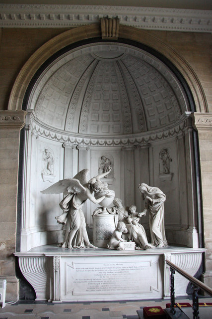 Monument to Mary, Duchess of Montagu