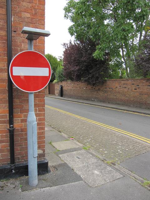 The corner of Lock Close and Payton Street