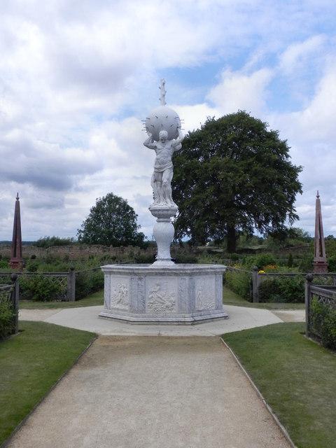 The Elizabethan Garden, Kenilworth Castle