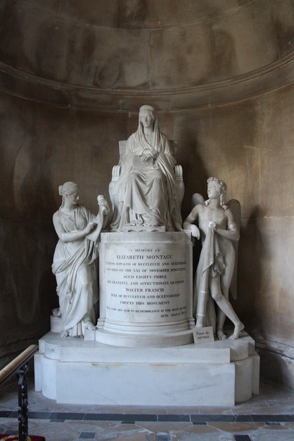 Monument to Elizabeth, Duchess of Buccleuch