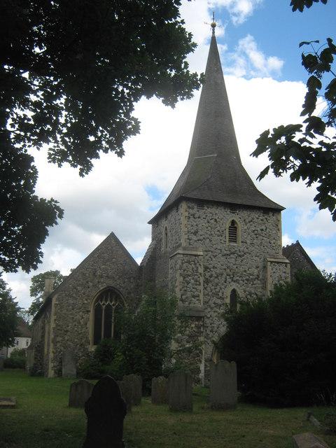 St John's Church, Erith