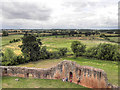 SP2772 : View from Kenilworth Castle by David Dixon