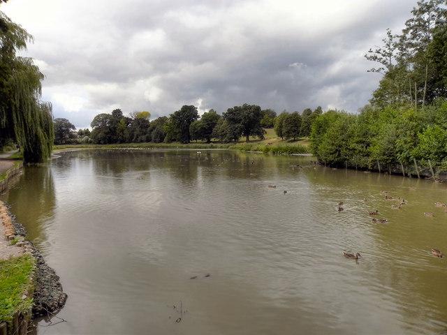 Abbey Fields Lake