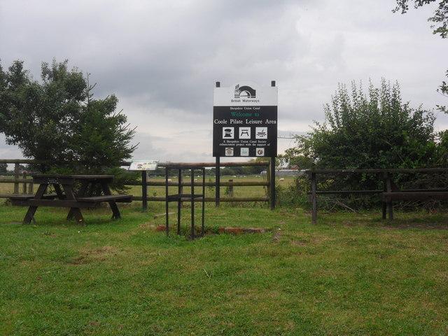 Coole Pilate Leisure Area, Shropshire Union Canal