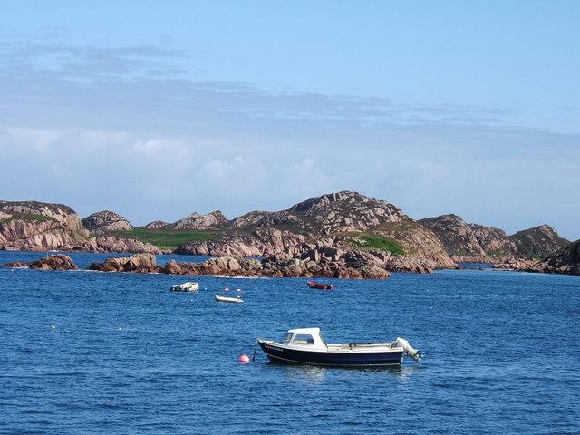 Fionnphort Bay