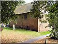 SP2872 : Kenilworth Abbey, The Barn by David Dixon