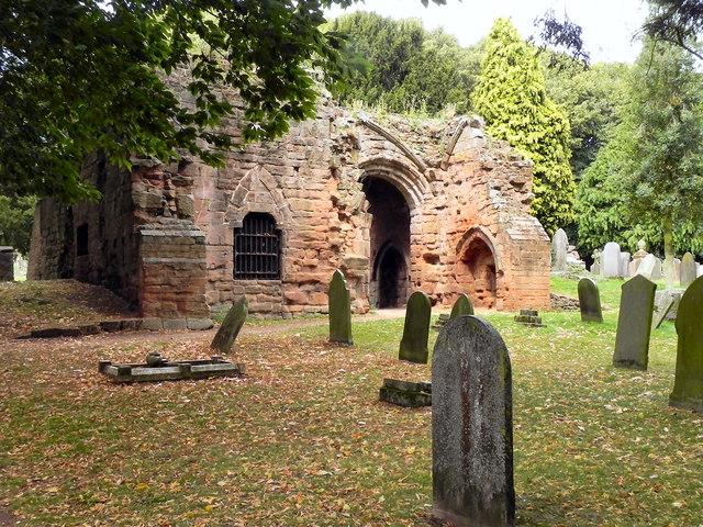 Kenilworth Abbey Gatehouse