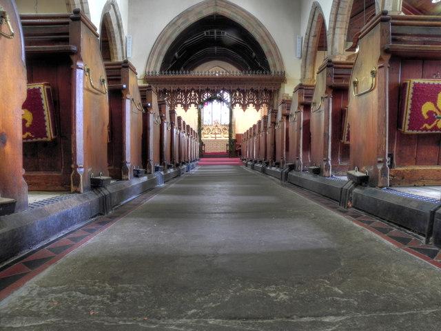 St Nicholas' Church, Kenilworth