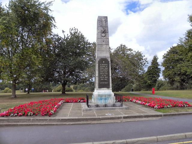Kenilworth War Memorial