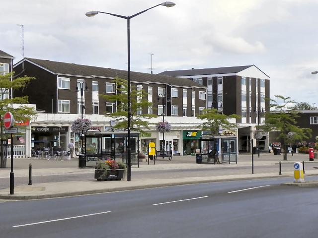 Abbey End Shops, Kenilworth