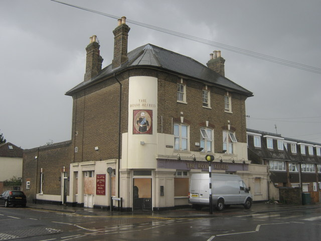 The Royal Alfred, Public House, Erith