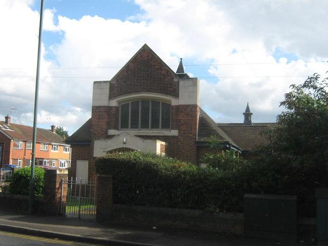 Slade Christian Fellowship Church