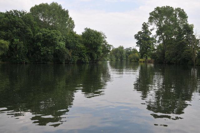 The Thames at Mapledurham