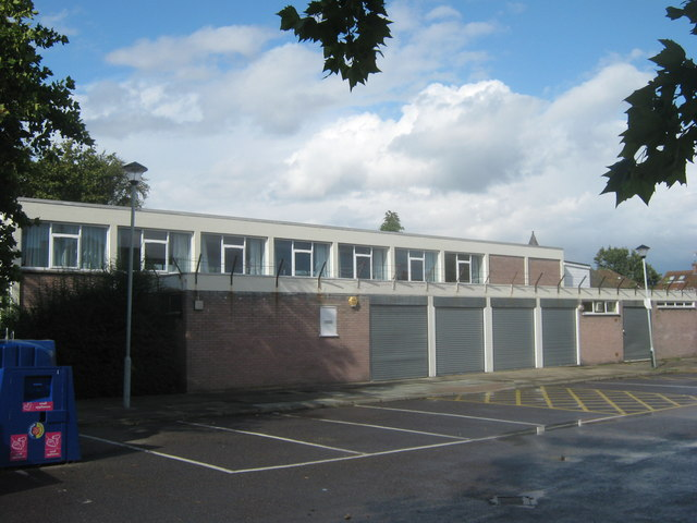 Former Slade Green Library