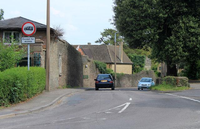 2011 : Cleeve Road, Frenchay