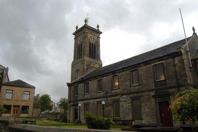 Meltham Church