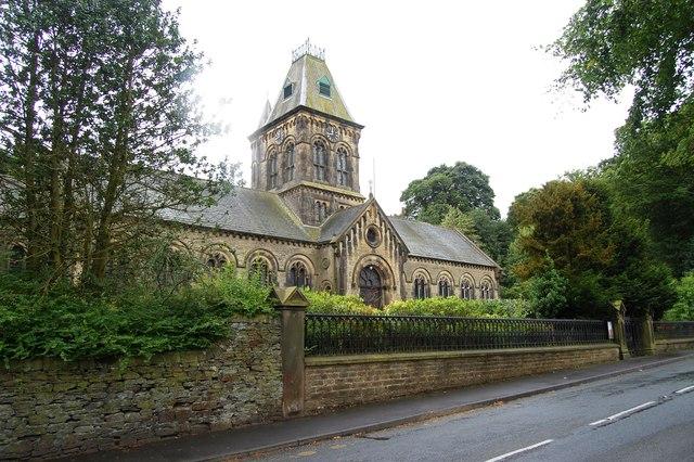 St Mary's Church, Wilshaw