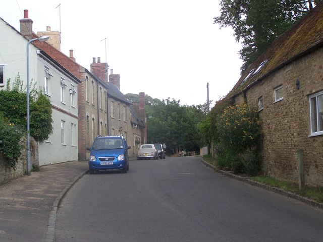 Grafton Road, Geddington