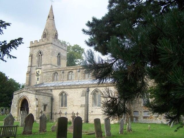 St Mary's Church, Weekley