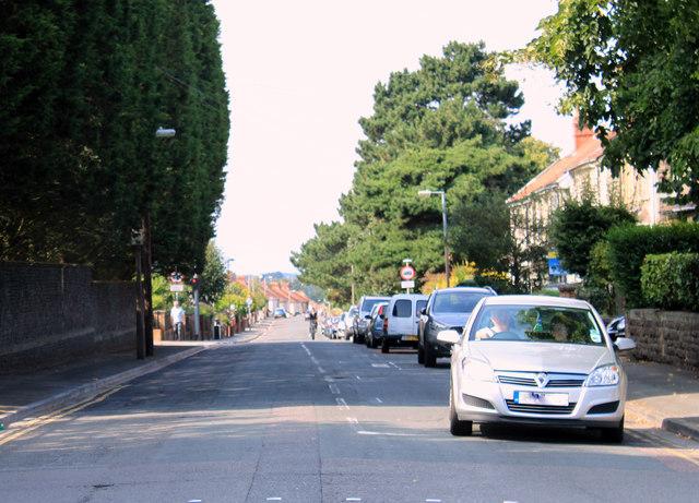 2011 : Park Road, Staple Hill, Bristol