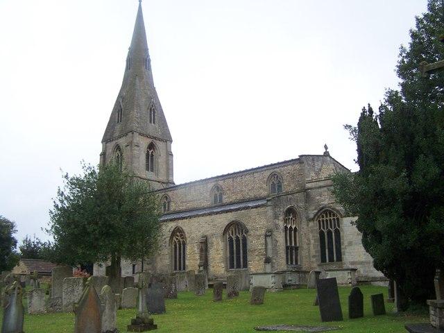 St Nicholas, Cottesmore