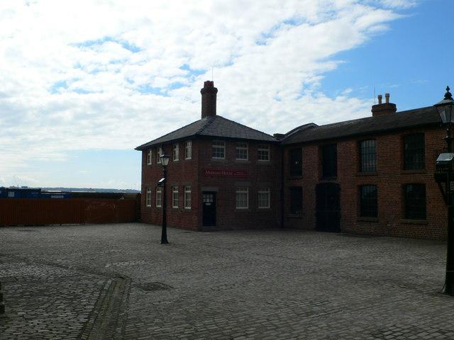 Mermaid House, Albert Dock