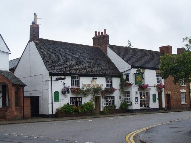 The Wheatsheaf, Oakham