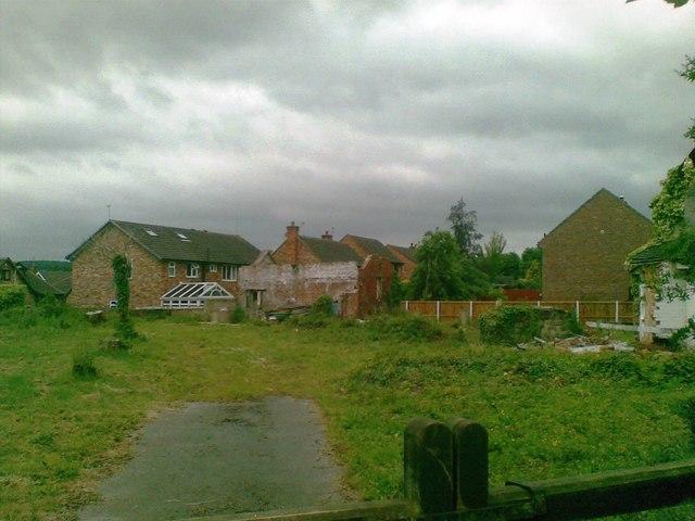 Development site, Mossley