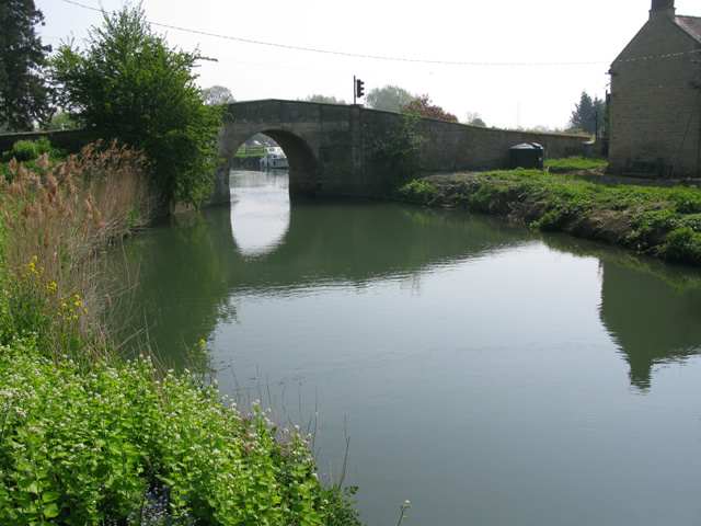 Canal Bridge, Radcot