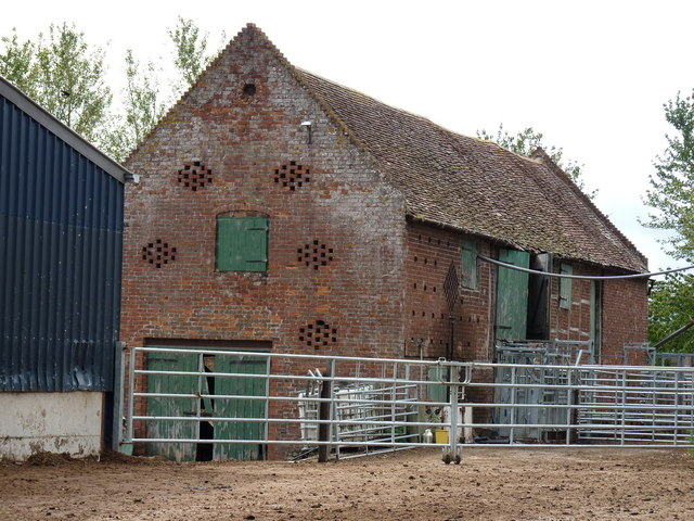 Barn at Bomere Farm