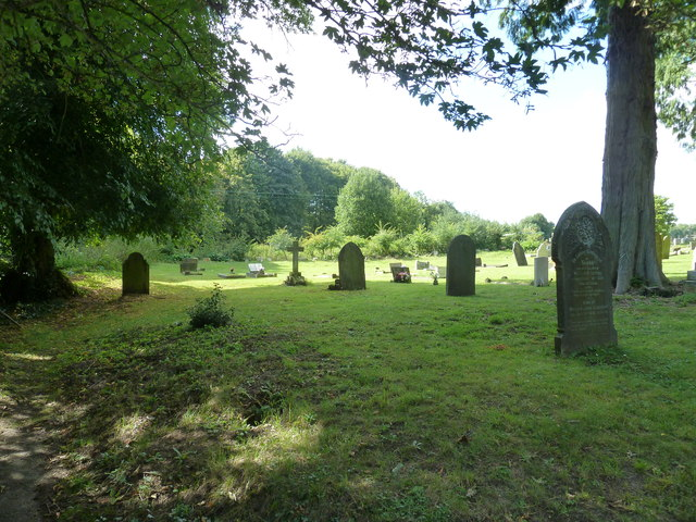 Whitchurch Cemetery (A)