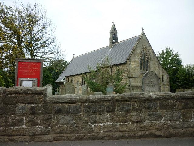 St Thomas Church, Scotton